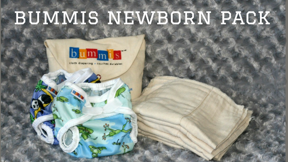 Bummis NewBorn pack review