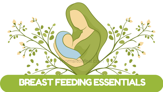10 Things You Need If You Are Breastfeeding