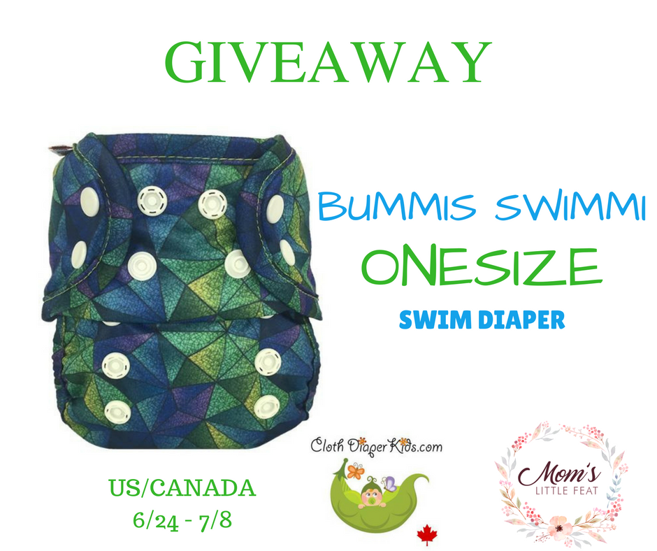 Storming Into Giveaways – Bummis OneSize Swim Diaper