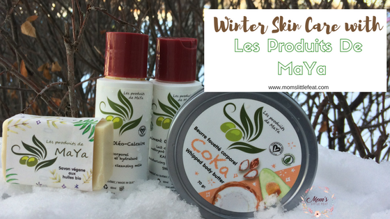 Winter Skin care with Les Produits De Maya