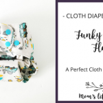 Funky Fluff Flex Cloth Diaper Cover Review
